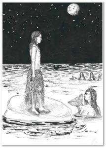 Eva a mořské panny